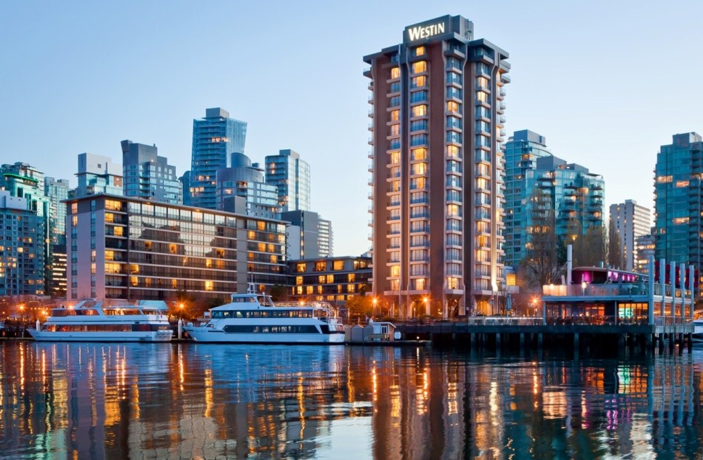 The Westin Hotel Vancouver