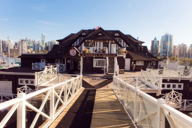 Vancouver Rowing Club - Photo